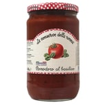 Le Conserve della Nonna Pomdoro al Basilico Tomaten Püree 680g