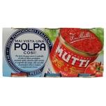 Mutti Polpa Cosi Tomatenfruchtfleisch (3x400g)