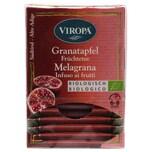 Viropa Granatapfel Früchtetee Melagrana Bio 43,5g