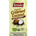 Renuka Organic Creamed Coconut Bio Kokoscreme 200g