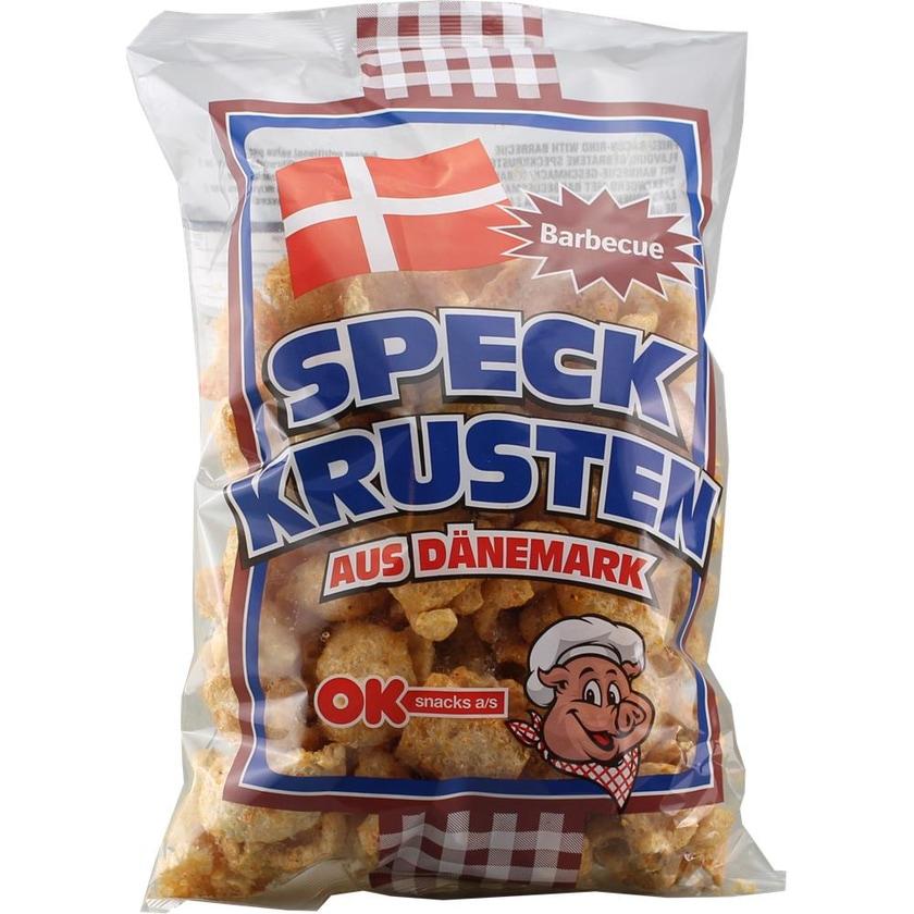 OK Snacks Speck Krusten Barbecue 150g