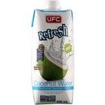 UFC Coconut Water 100% Kokoswasser 500ml
