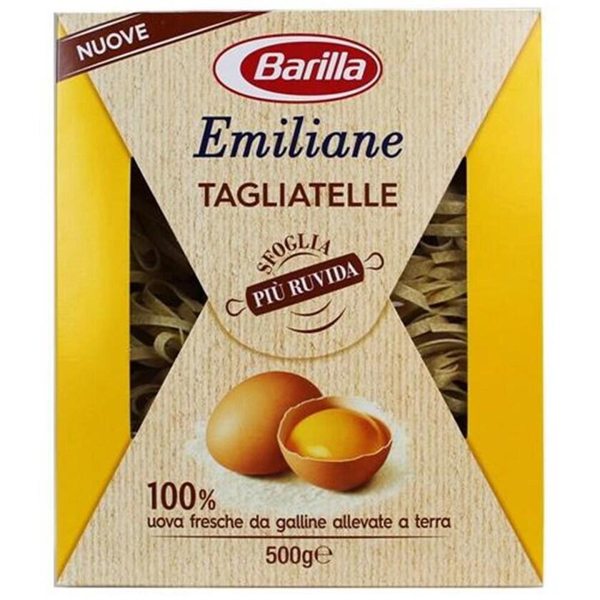 Barilla Tagliatelle all'uovo n.429 Emiliane Nudeln 500g