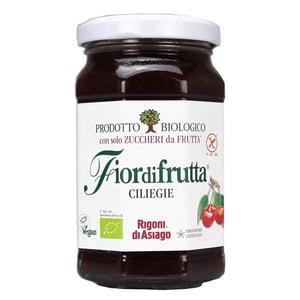 Rigoni di Asiago Fior di frutta Bio Ciliegie Kirsch Aufstrich 250g