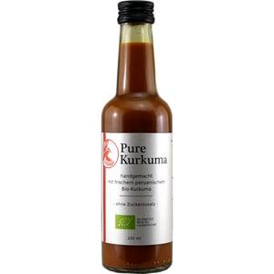 Tj-Foodmanufactur Pure Kurkuma Konzentrat 250ml