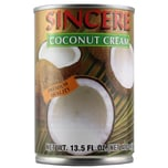 Sincere Coconut Cream Kokoscreme 400ml
