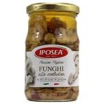 Iposea Funghi alla Contadina in Olio Champignons 180g