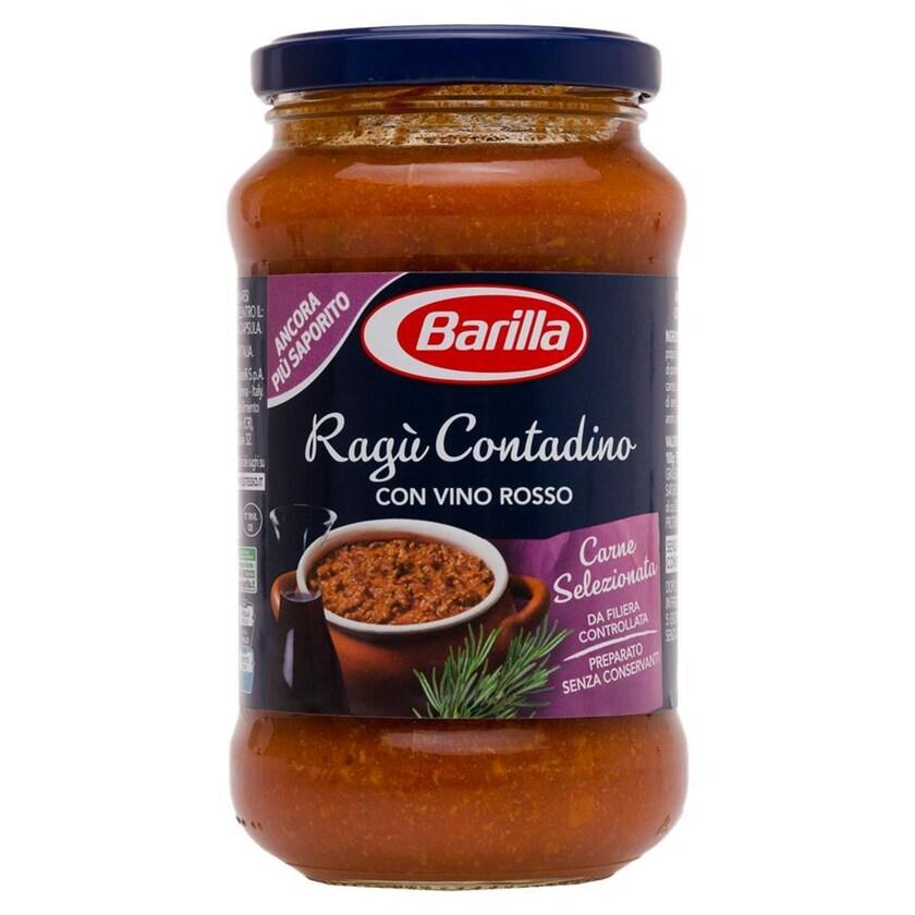 Barilla Ragu Contadino Bauern Art 400g