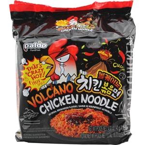 Paldo Volcano Chicken Nudeln (4x140g)