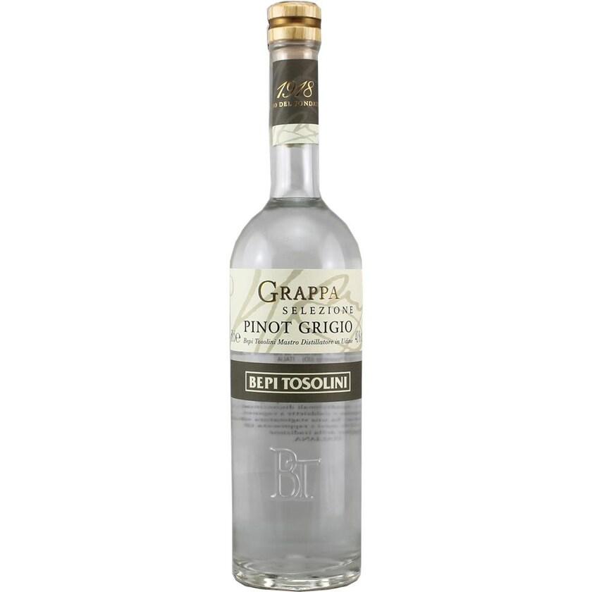 Bepi Tosolini Grappa Pinot Grigio 40% 50cl