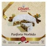 Ghiott Panforte Morbido Mandelkuchen 225g