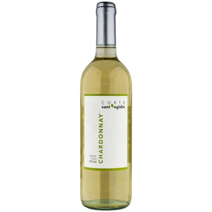 Corte santegidio Chardonnay IGT Weißwein 750ml