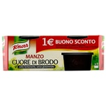 Knorr Manzo Cuore di Brodo Rindfleischbrühe (4x28g)