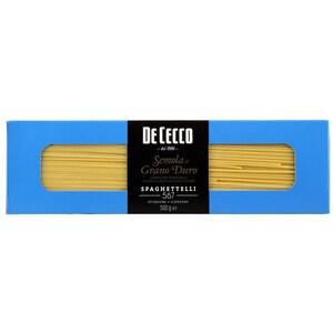 De Cecco Spaghettelli n°567 Linea Gourmet Nudeln 500g