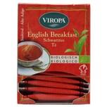 Viropa English Breakfast Schwarztee Bio 25,5g