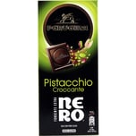 Perugina NERO Fondente Extra Pistacchio Croccante Tafelschokolade 85g