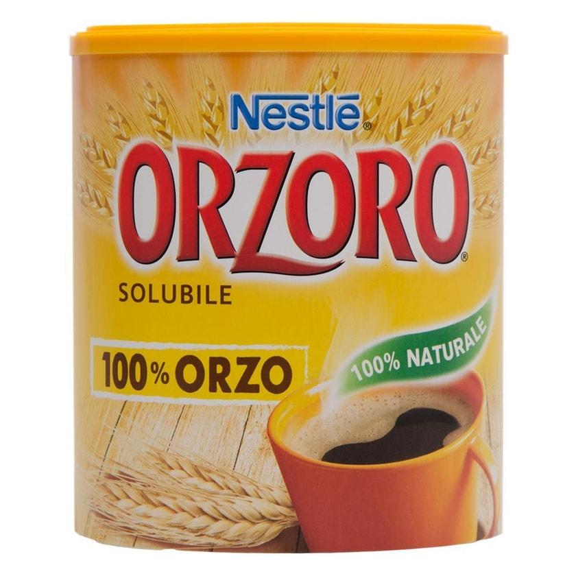 Nestle Orzoro Solubile 100% Orzo Gerstenkaffee 120g