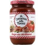 Le Conserve della Nonna Sugo alla Siciliana Sauce 350g