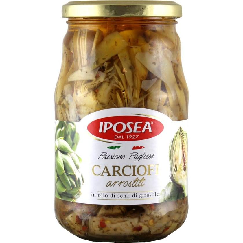 Iposea Carciofi Arrostiti Artischocken 310g