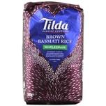 Tilda Brauner Basmati Reis Wholegrain Vollkon 500g