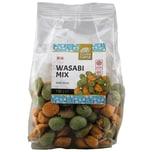 Golden Turtle Brand Wasabi Mix Cracker 150g