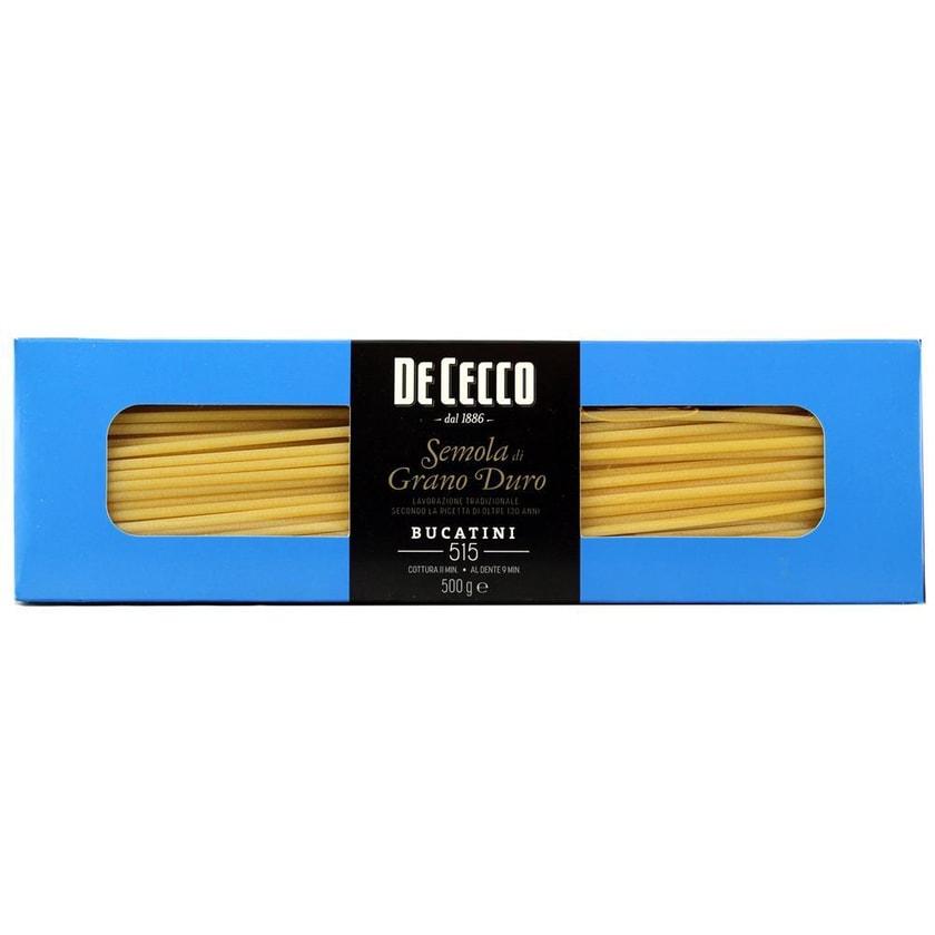 De Cecco Bucatini N°515 Linea Gourmet Nudeln 500g
