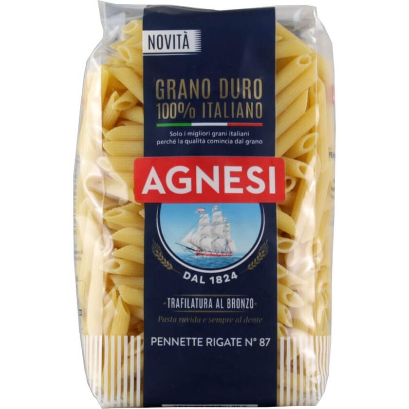 Agnesi Pennette Rigate N°87 Nudeln 500g
