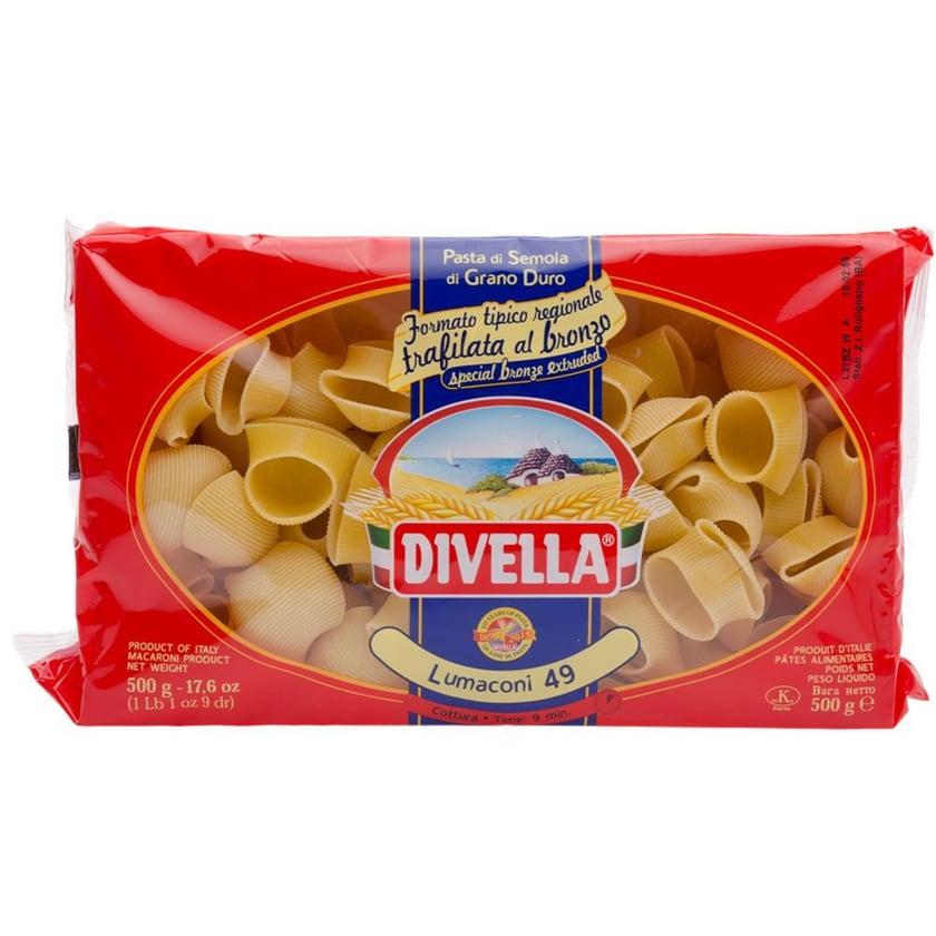 Divella Lumaconi 49 Nudeln 500g