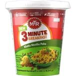 MTR Khatta Meetha Poha Instant Reisgericht 80g