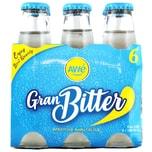 Awe Gran Bitter Nichtalkoholisches Aperitif (6x100ml)