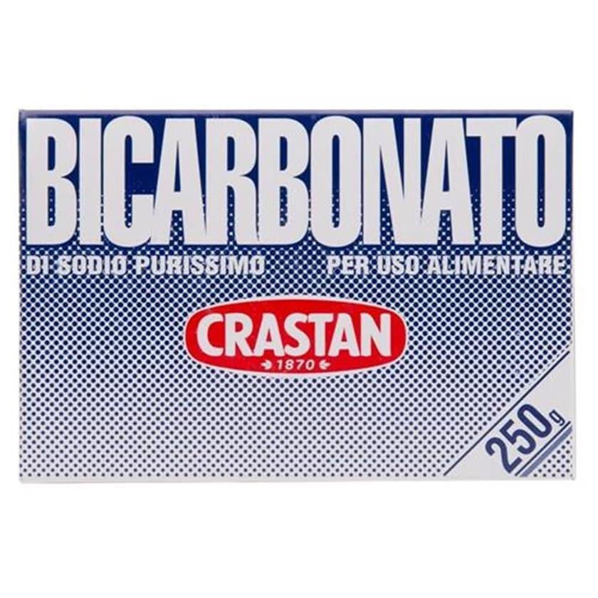 Crastan 1870 Bicarbonato di Sodio Purissimo Backsoda 250g