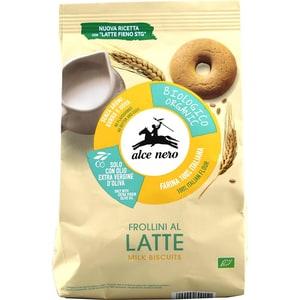 Alce Nero Frollini al Latte Bio Kekse 350g