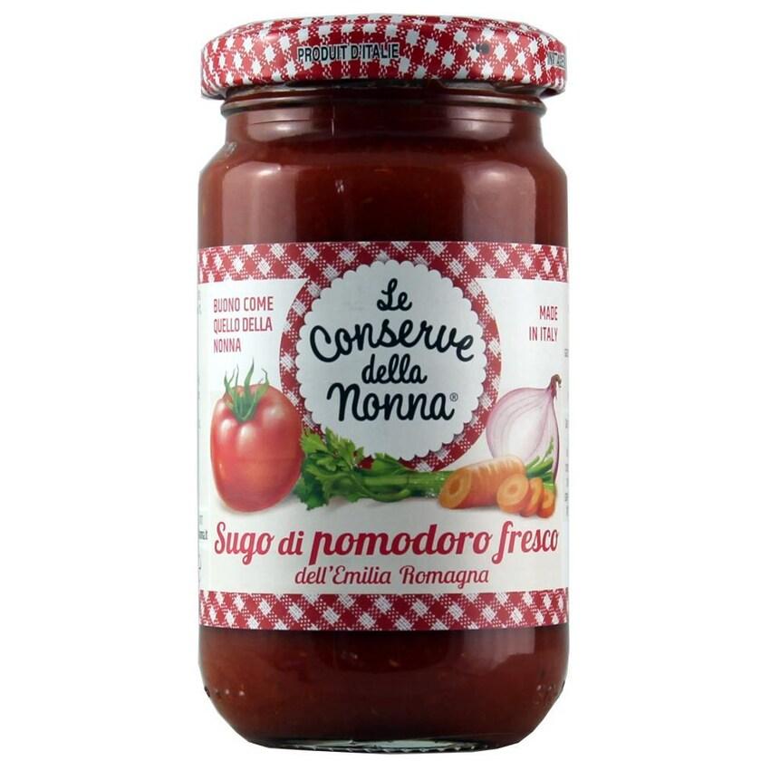 Le Conserve della Nonna Sugo di Pomodoro Fresco Sauce 190g