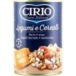 Cirio Legumi e Cerealie Orzo e Farro Gemüse & Cerealien 240g