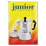Junior Express Espressokocher für 6 Tassen 1St.
