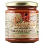 Le Delizie di Mamma Puggia Demeter Sugo Pronto alle Olive e Tonno Sauce 300g