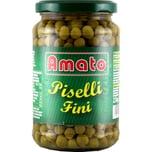 Amato Piselli Fini Erbsen Fein 230g