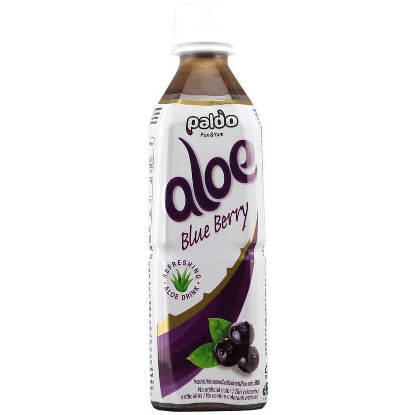 Paldo Aloe Blueberry Getränk 500ml