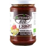 Il Nutrimento Bio Verdure Grigliate Tomatensauce gebratenes Gemüse Vegan 280g