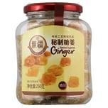 Shijiangfood Ginger Special Sugared Ingwerstücke 250g