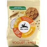 Alce Nero Frollini Yogurt Miele Bio Kekse 350g