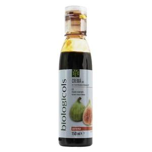 Biologicoils Crema Bio con Aceto Balsamico Gusto Fico 150ml