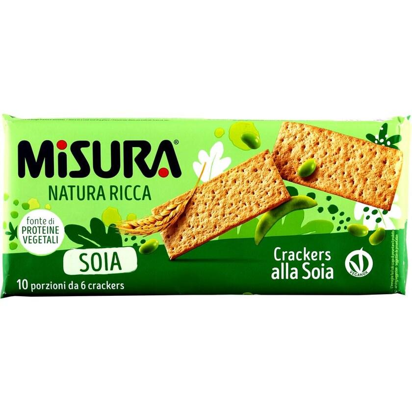 Misura Crackers alla Soia 400g
