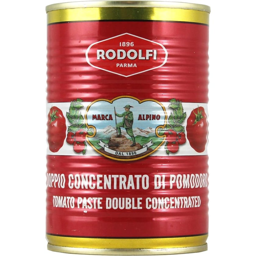 Rodolfi Doppio Concentrato di Pomodoro Tomatenmark 410g
