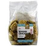 Golden Turtle Brand Wasabi Crackers Reis Cracker 125g