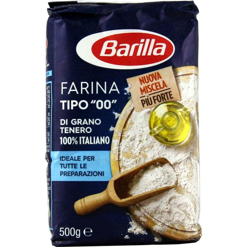 """Barilla Farina Tipo """"00"""" di Grano Tenero Mehl 500g"""
