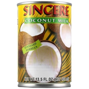 Sincere Coconut Milk Kokosmilch 400ml