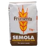 Frumenta Semola Rimacinata di Grano Duro Griess 1kg
