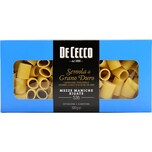 De Cecco Mezze Maniche Rigate 536 Linea Gourmet Nudeln 500g