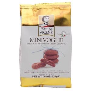Vicenzi Minivoglie con Crema di Cacao Kekse 225g